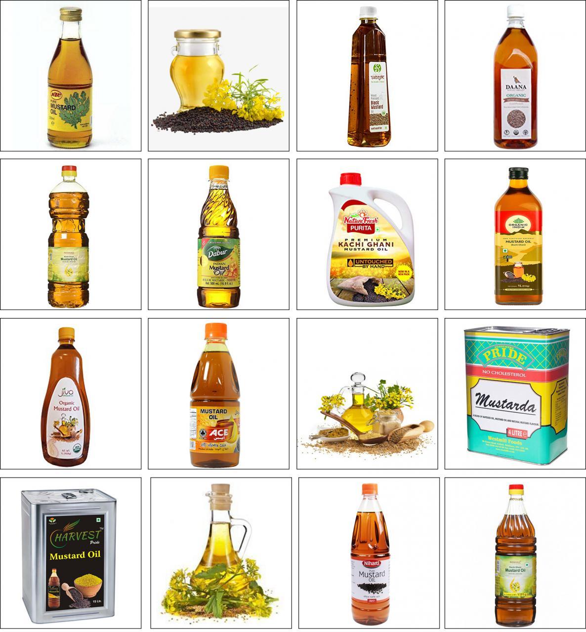 Máquina de envasado de aceite de mostaza de 10 boquillas con bajo costo