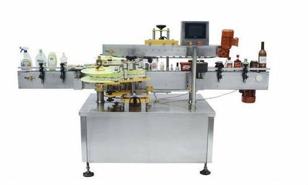 Máquina automática de etiquetado de pegamento húmedo / Laber