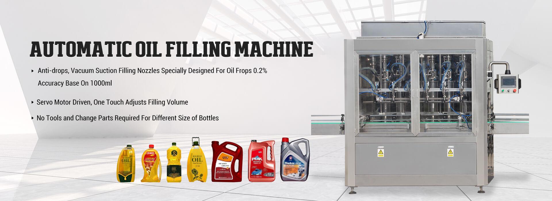 Máquina de llenado