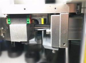 Máquina de llenado de tubos cosméticos con sellado ultrasónico