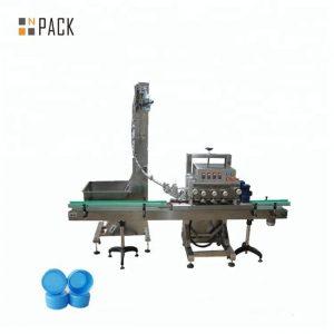 Taponadora rotativa automática para botella médica