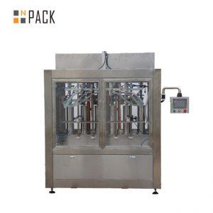 máquina de llenado de líquidos químicos de fábrica