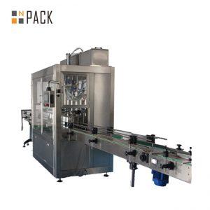Máquina de llenado de fertilizantes líquidos de ácido húmico certificado ISO GMP CE