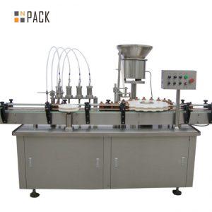 Máquina de llenado de botellas de gorila gordita de alta calidad e-liquid e máquina de llenado de líquidos máquina de llenado de gotas pequeñas