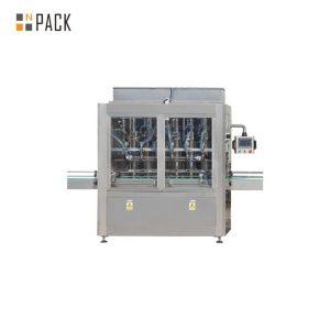 Máquinas de llenado de aceite de cocina de alta calidad Máquina de llenado de botellas de aceite vegetal