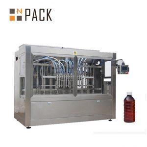 Máquina automática de llenado de aceite de cocina salsa mermelada máquina de llenado de miel