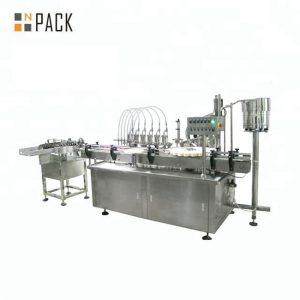 máquina de llenado de viales automática completa máquina de llenado químico con el mejor precio