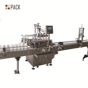 Máquina de llenado de vinagre de salsa de soja, máquina de llenado de aceite vegetal, máquina de salsa